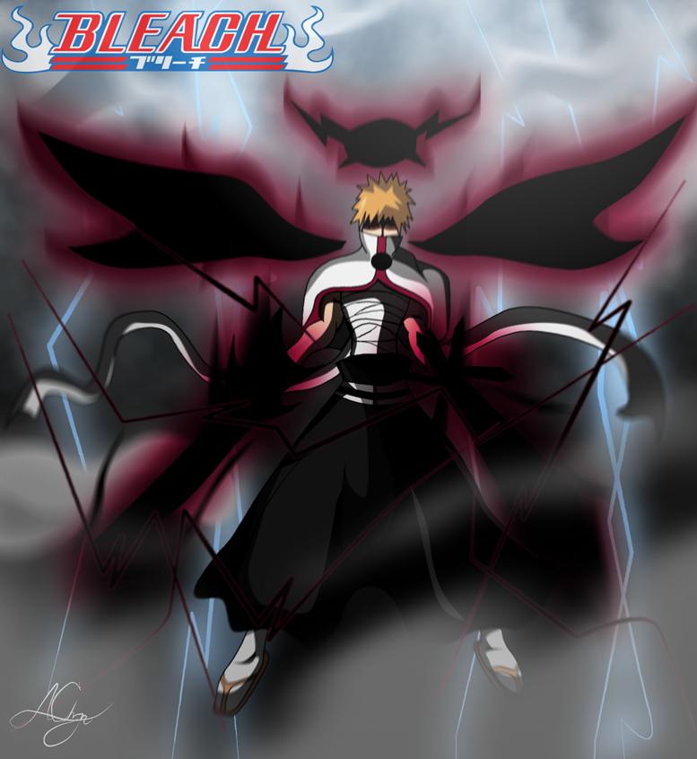 Ichigo-Bankai Vollstandig Fan Art By Ayce104 On DeviantArt