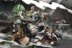Goblin Slayer by Indy-K