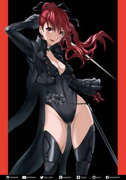Persona 5 - yoshizawa kasumi