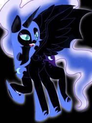 Nightmare Moon by Katdakat