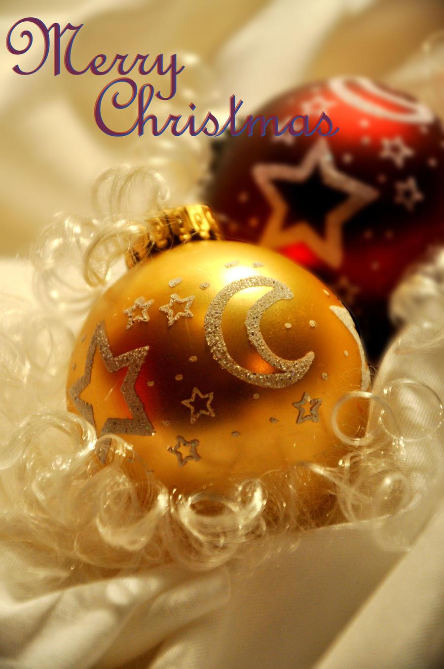 Merry Christmas by KiiiChan
