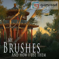 Free Brushes Pack by JeremyFenske