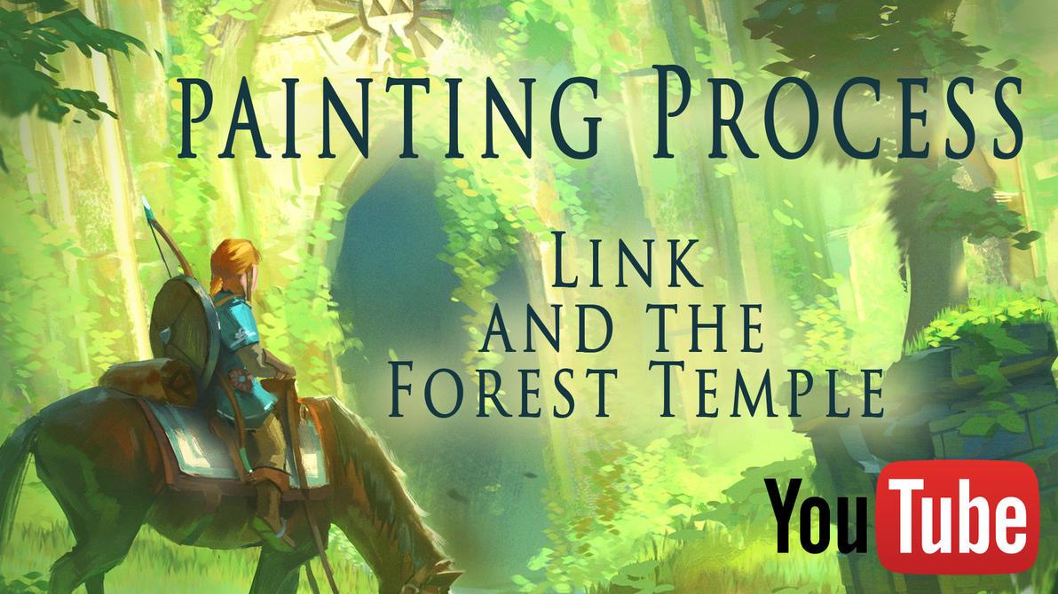 Breath of the Wild process video! by JeremyFenske