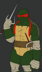 Commission - Raphael by jadedsanity