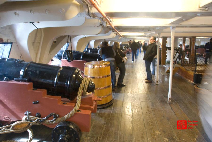 USS Constitution gun deck by Zoxesyr on DeviantArt Uss Constitution Pictures Of Deck