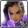 {F2U} Sombra Icon #2 by gliitchx