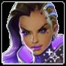 {F2U} Sombra Icon #2 by gliitchx
