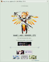 ow! mercy || non-core custom box f2u by gliitchx