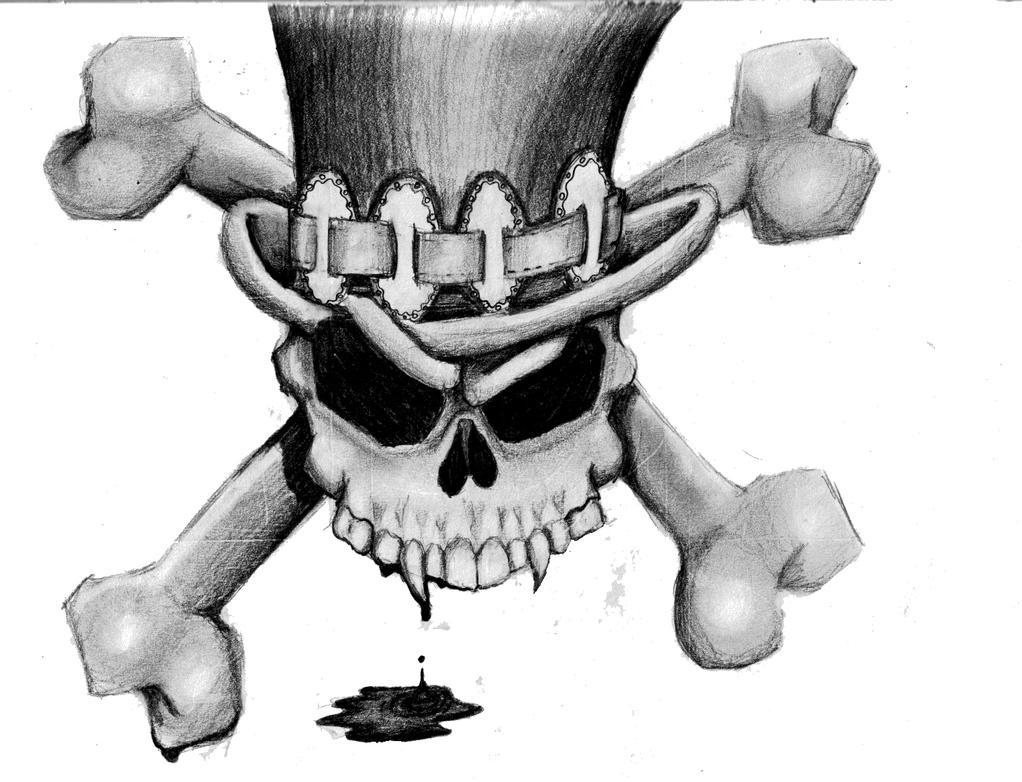 Slash Skull by PaulGrow13 on DeviantArt