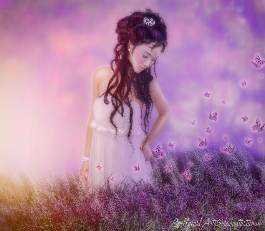 Lady Rose by SpellpearlArts