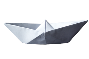 Paperboat 1 by SpellpearlArts