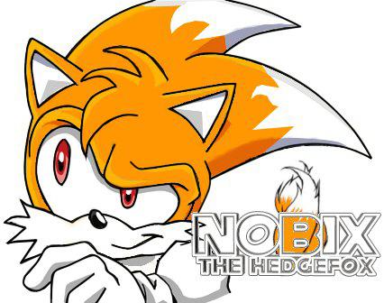 Nobix - The Hedgefox by Nobiix