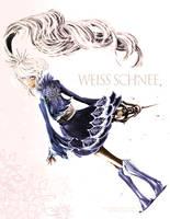 Weiss Schnee RWBY