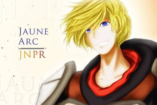 Jaune Arc - JNPR