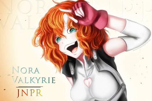 Nora Valkyrie - JNPR