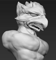 Birdman Bust (wip)