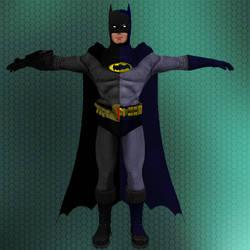 Batman v2.0 and v3.0 by benreally
