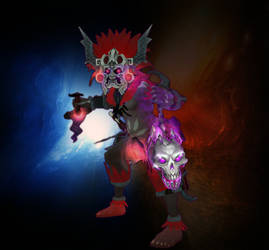 Witch Doctor Custom by benreally