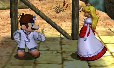 Dr. Mario and Nurse Peach by JimmyPiranha