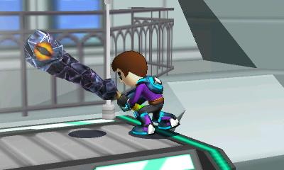 Mission: Retrieve the Secret Weapon by JimmyPiranha