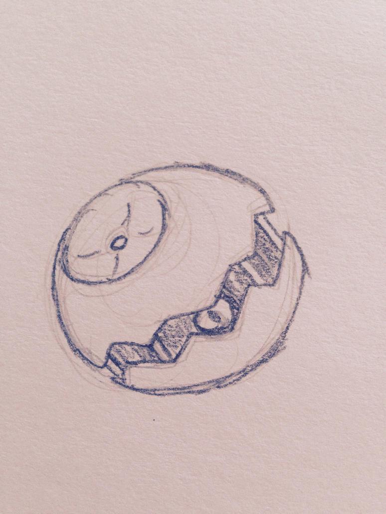 Death Clam by JimmyPiranha