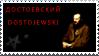 Dostoyevsky stamp by Armandacyd