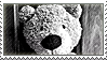 affectionate bear stamp by Armandacyd