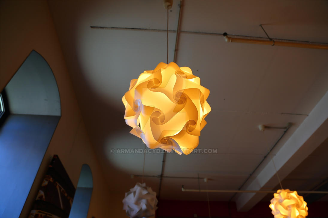 effective lighting in bakeries by Armandacyd
