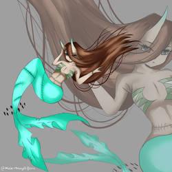 [Adopt] Demonic Mermaid
