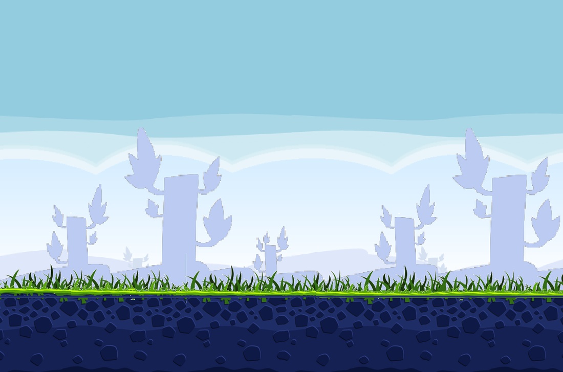 Angry Birds - Poached Eggs Theme I Background by AngryBirdsStuffAngry Bird Background