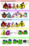 Five Nights at Terence's Characters! (UPDATED!)