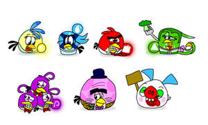 Angry Birds Inside Out