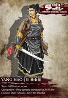 SDL Profile: Yang Hao Jie by fong-saiyuk
