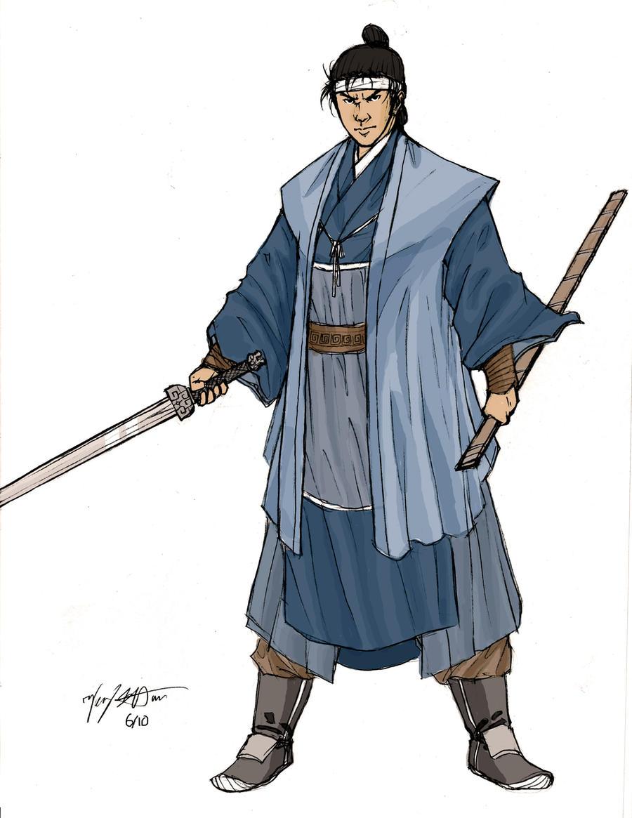 Youxia: Wandering Knight by fong-saiyuk