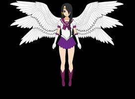 OC Maria Maier Sailor Moon Engel