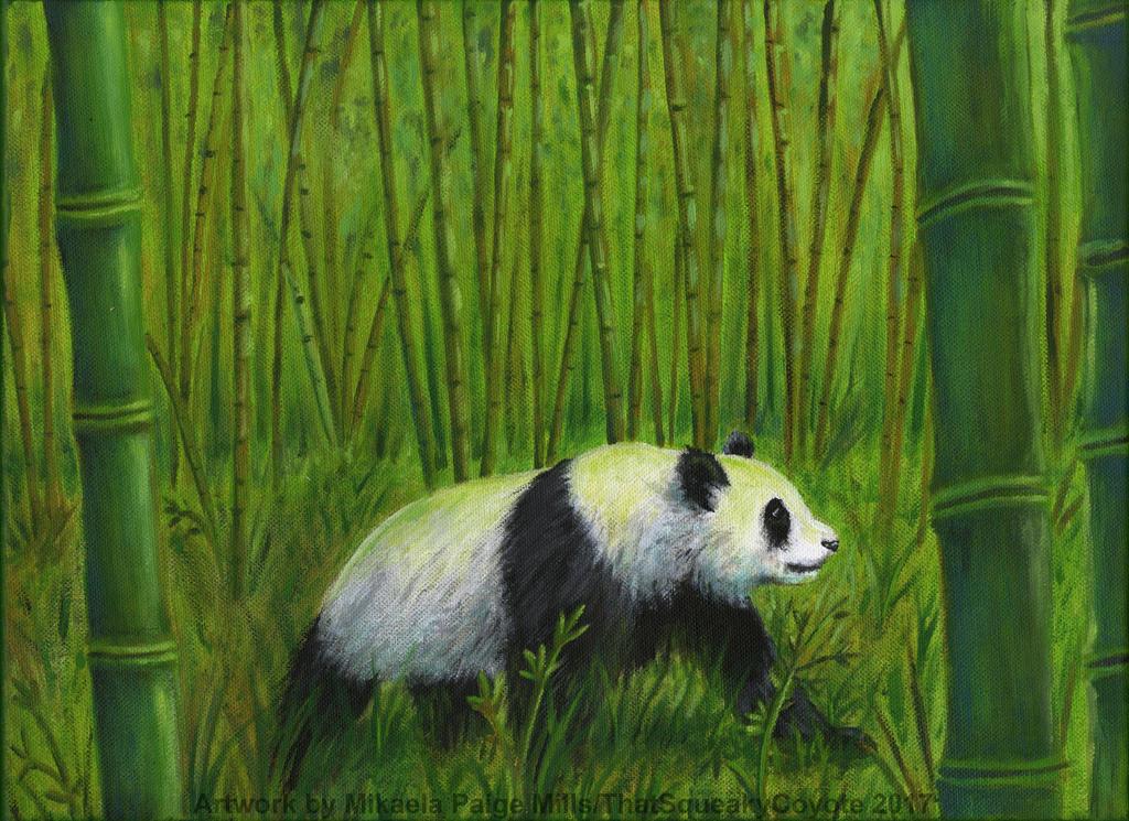 wwf panda forest - photo #30