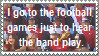 Marching Band Stamp by ReiniCloud
