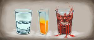 Half a Glass