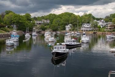Perkins Cove Oqunquit Maine
