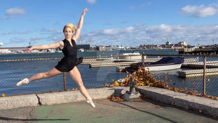 Ballet In Prescott Park 4