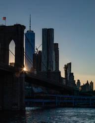 Brooklyn Bridge by isramedia