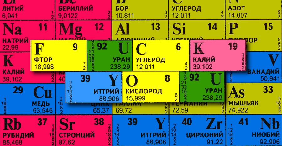 Obscene Chemistry by Chentzilla