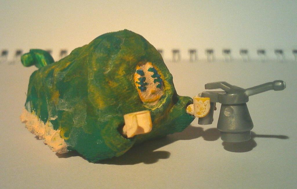 Eleepod by Chentzilla