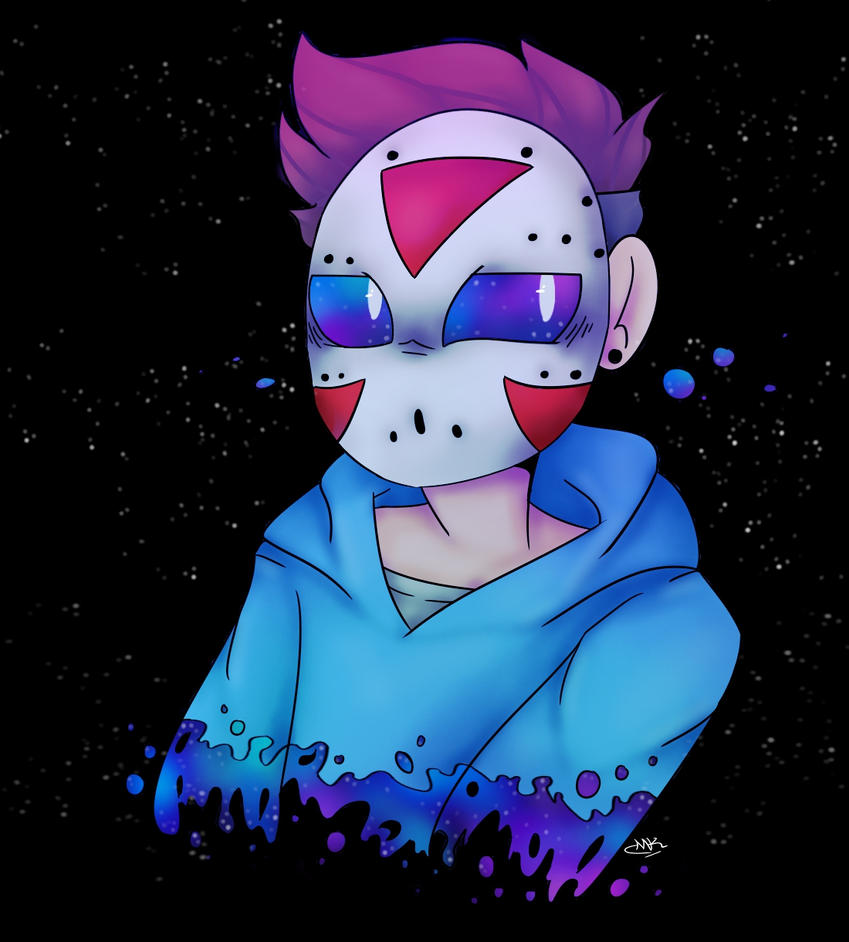 Such A Delirious Galaxy by appleminer on DeviantArt H20 Delirious Fan Art