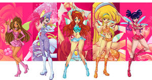 winx club alternate version by Shayeragal