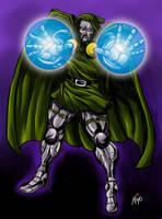 Dr. Doom by Shayeragal