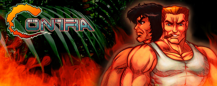 Contra facebook header by Shayeragal
