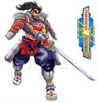 Namco X Capcom: Mitsurugi
