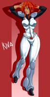 Kiva Anime version