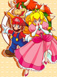 Super Princess Peach Team